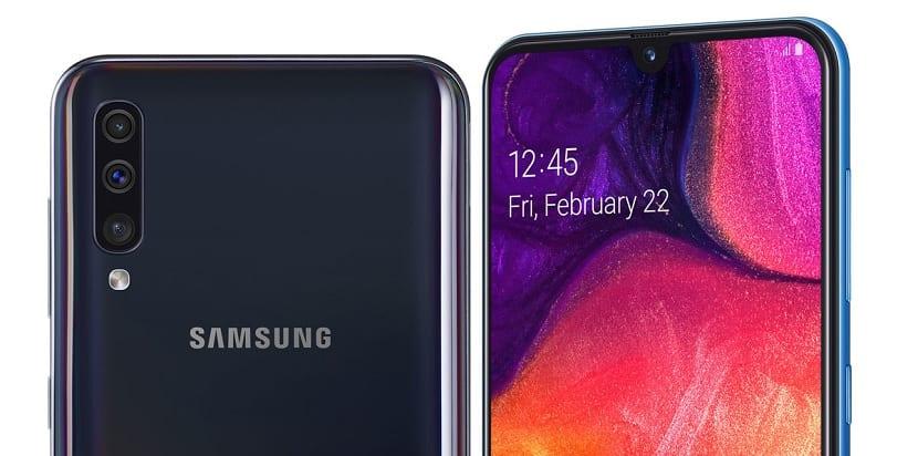 Galaxy A50 Oficial