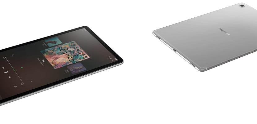 Galaxy Tab S5e oficial
