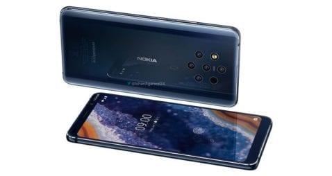 Nokia 9 PureView diseño