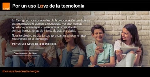 Orange tecnologia