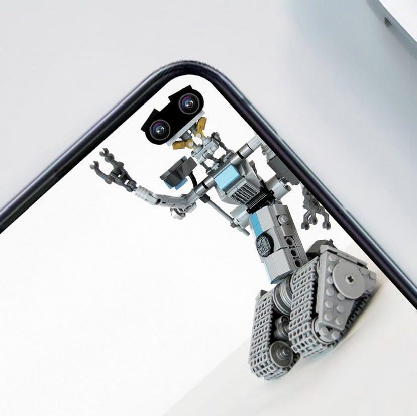 Fondo del Samsung Galaxy S10