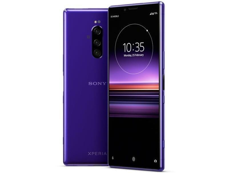 Sony Xperia 1 Oficial