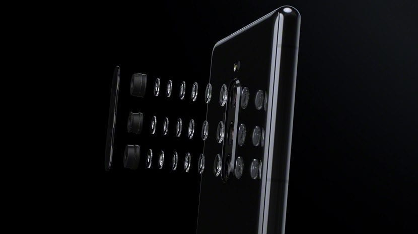 Sony Xperia 1 camaras
