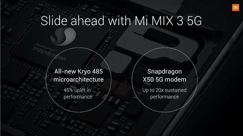 Xiaomi Mi MIX 3 5G Oficial