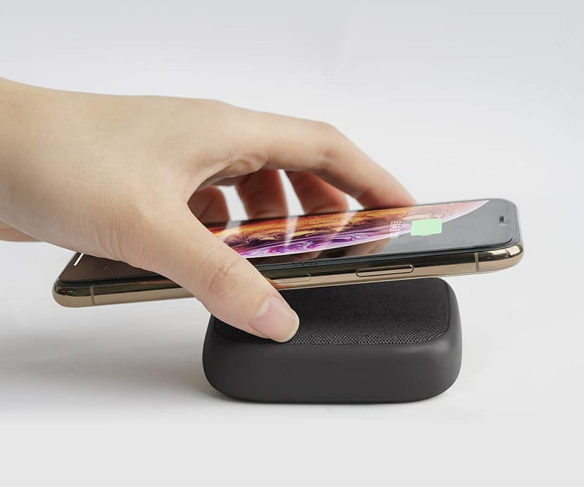 Xiaomi bateria portatil carga inalambrica
