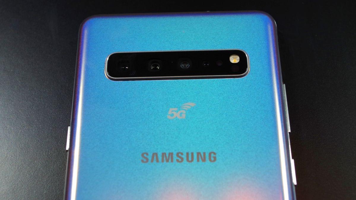cámara del Samsung Galaxy Note 10