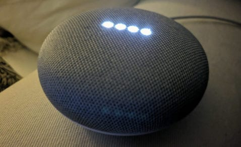 Cómo usar el intérprete de Google Home