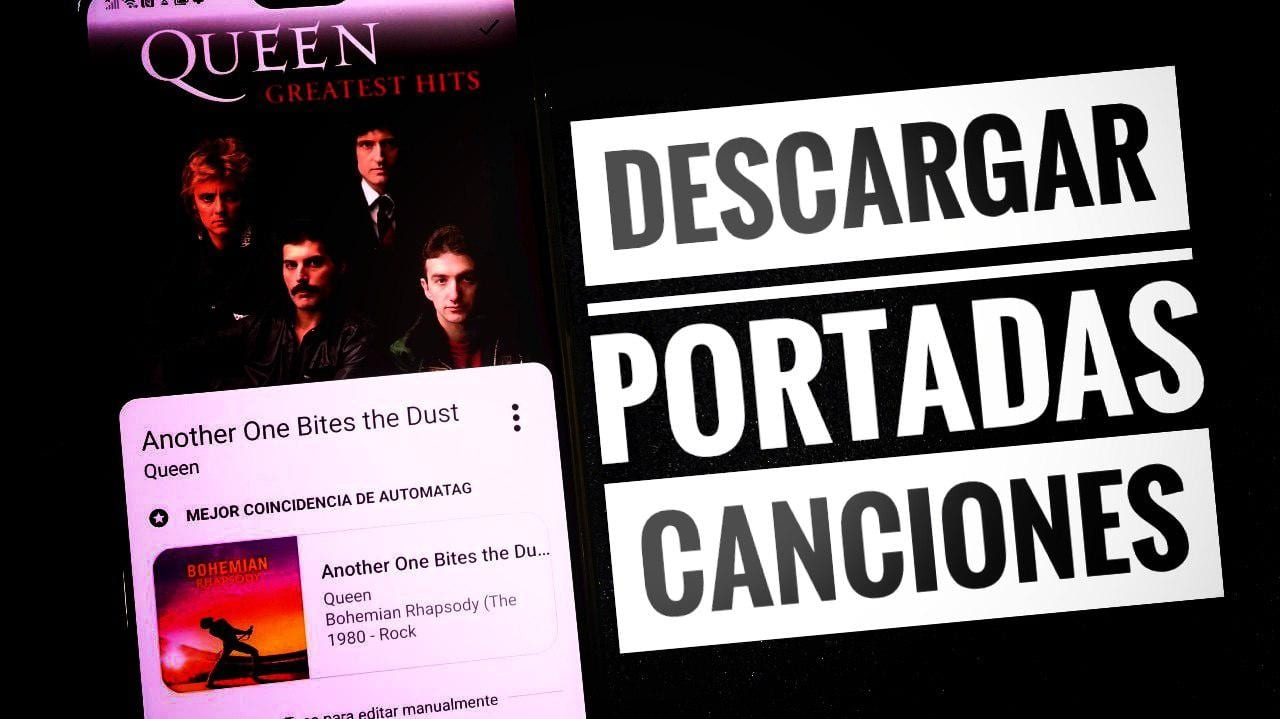 Descargar portadas música