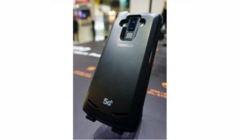 Doogee S90, el nuevo teléfono modular 5G