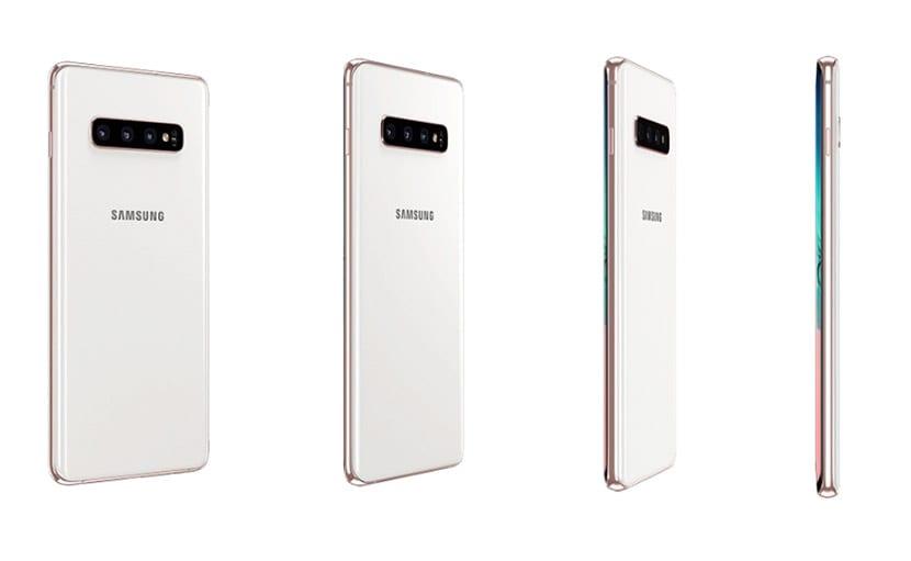 Detalles del Galaxy S10