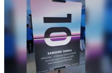 Reservar Samsung Galaxy S10