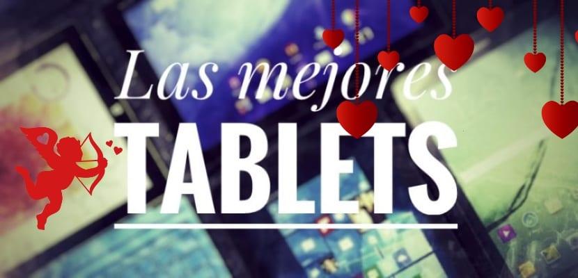 Las mejores tablets para reglar en San Valentín