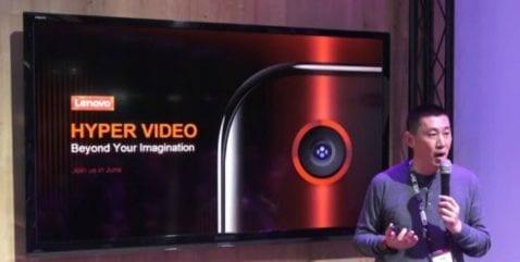 El Lenovo Z6 Pro será 5G y tendrá una cámara Hyper Vision