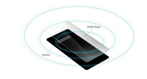 El LG G8 ThinQ llegará con tecnología de sonido en pantalla