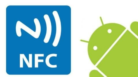 NFC Android teléfonos