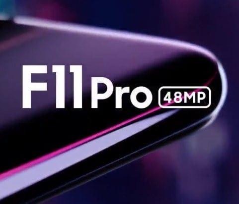 Póster oficial del oppo R11 Pro revela un sensor de 48 MP