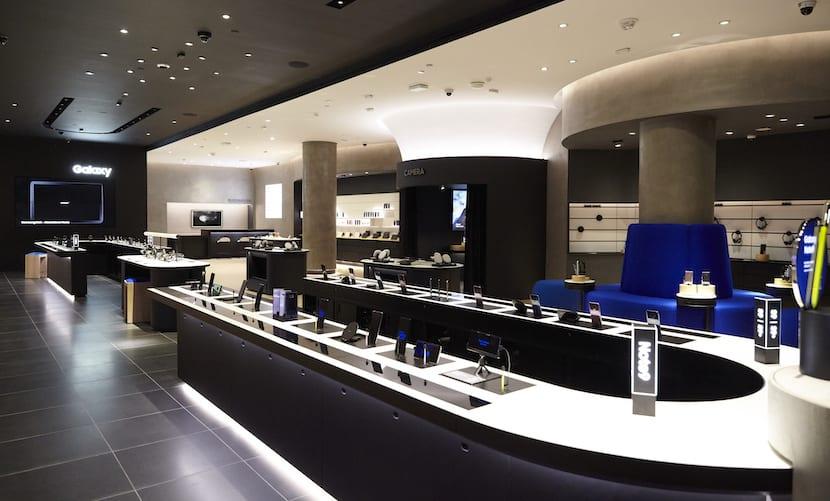 Tienda Samsung Experience