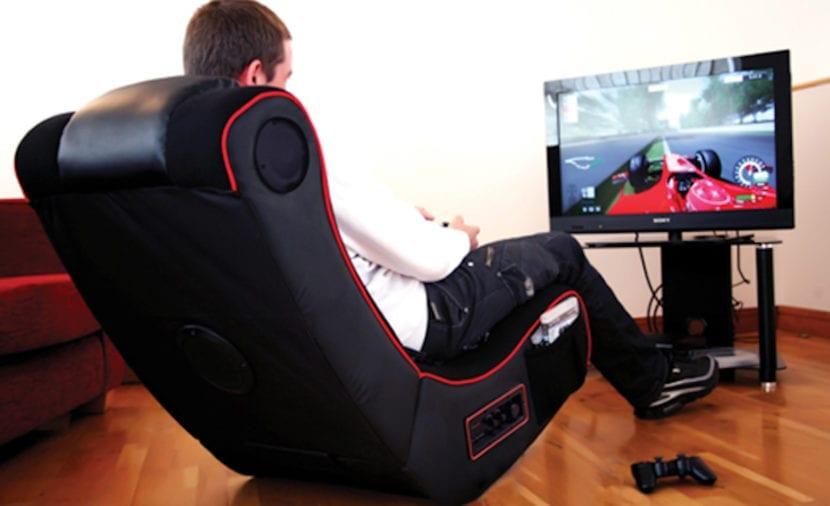sillón gamer