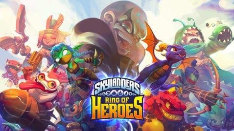 Skylanders King of Heroes