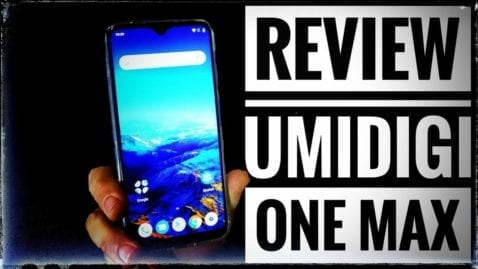 Review Umidigi One MAX