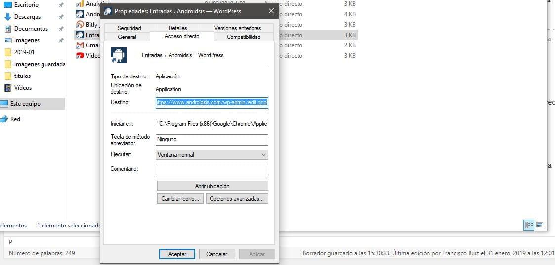 Crear WebApps