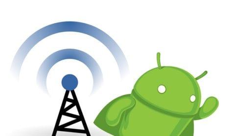 Android cobertura