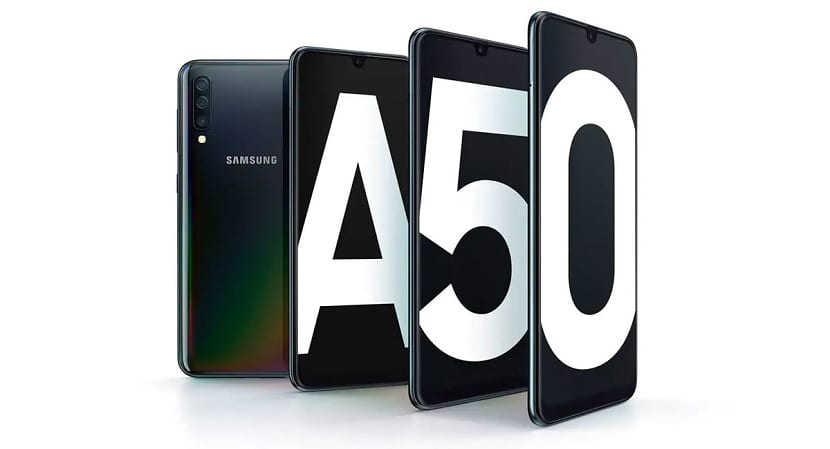 Samsung Lanza El Galaxy A50 Oficialmente En España
