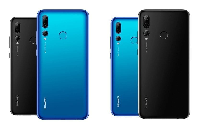 Huawei P Smart+ 2019 Colores
