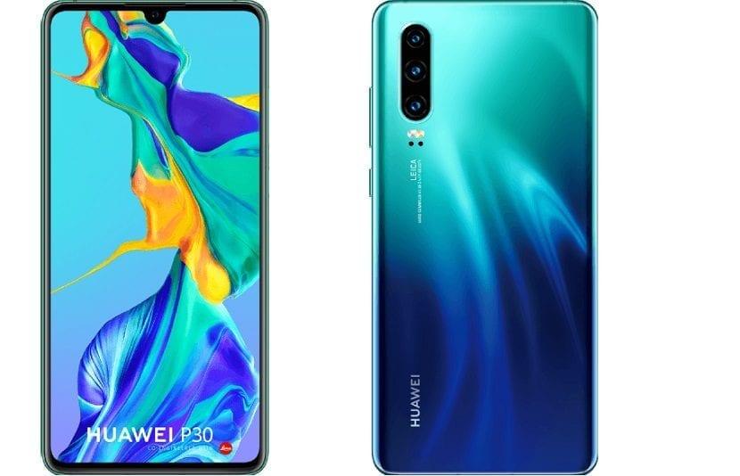 Huawei P30 Oficial