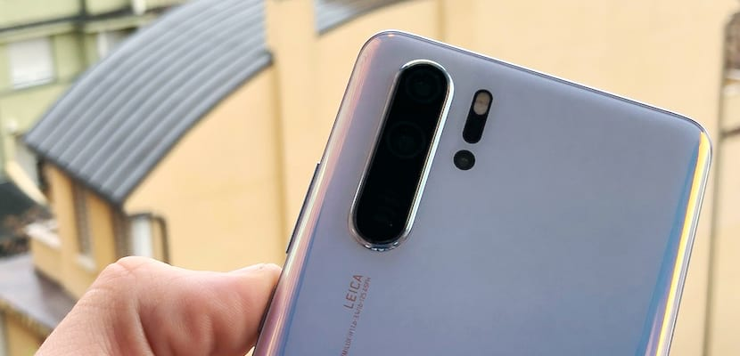 cámara del Huawei P30 Pro