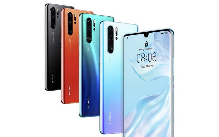 Huawei P30 Pro Colores