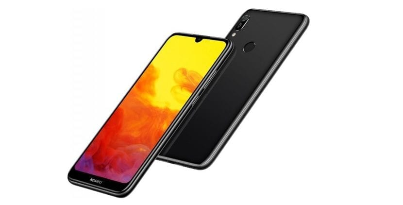 Huawei Y6 2019 Oficial