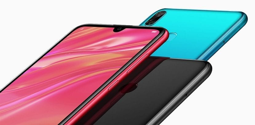 Huawei Y7 2019 Oficial