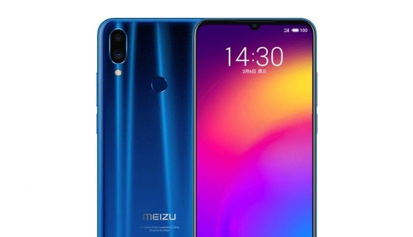Meizu Note 9 Oficial