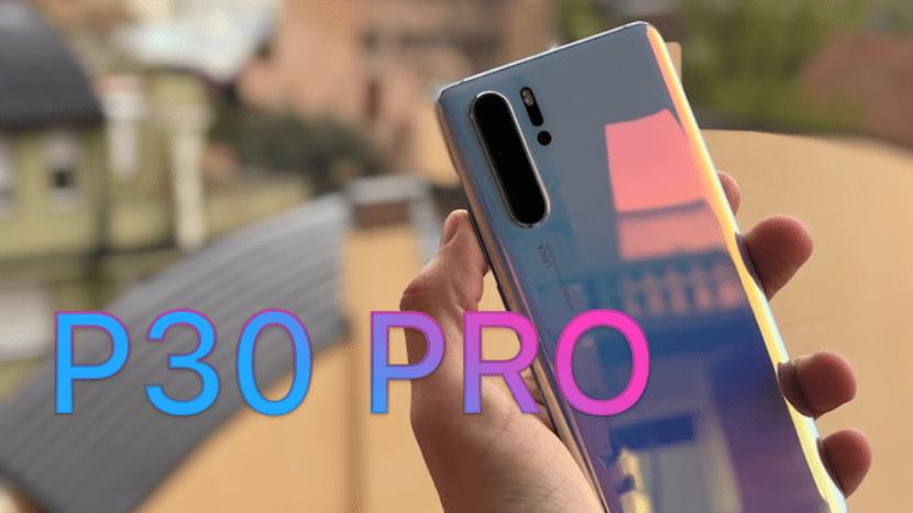 Huawei P30 Pro - Análisis