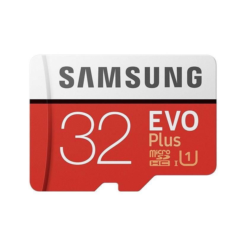 Tarjeta MicroSD Samsung de 32