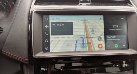 Android Auto 4.1