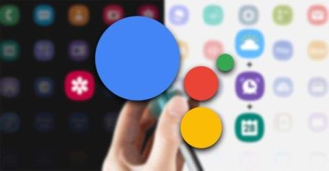 Configurar Tecla Bixby con Google Assistant