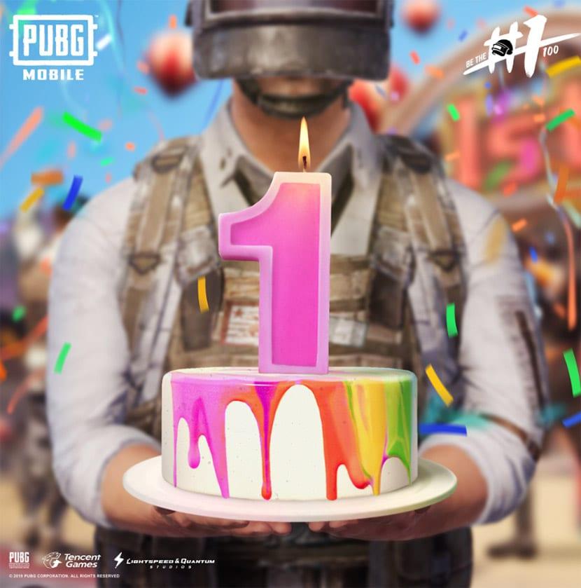 Fortnite primer aniversario
