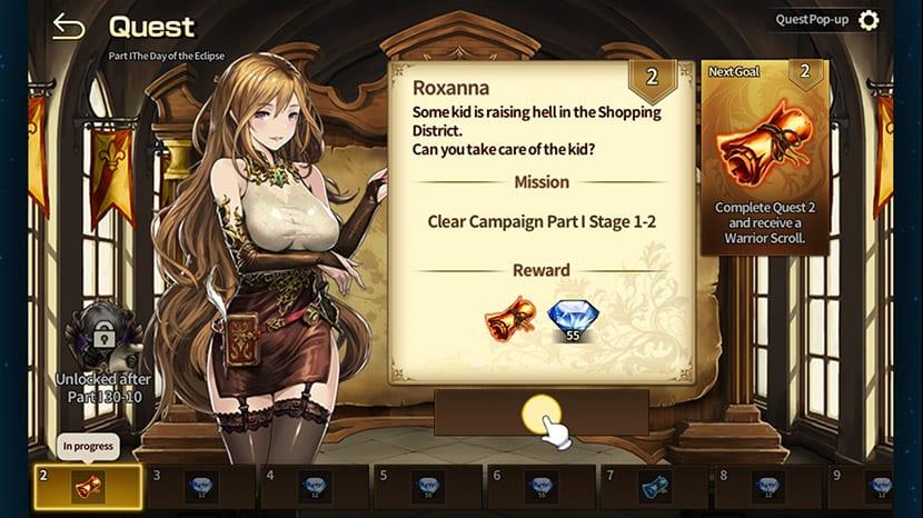 Gacha RPG