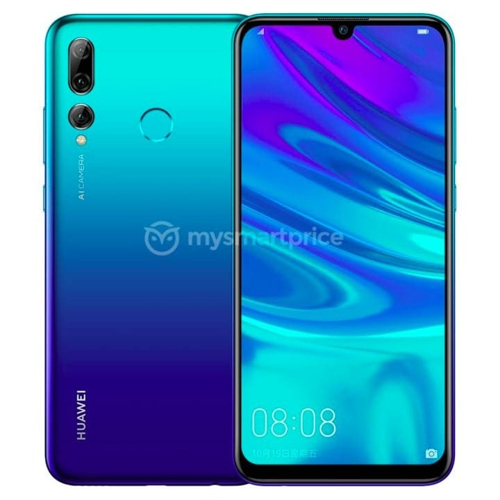 Huawei Enjoy 9S render
