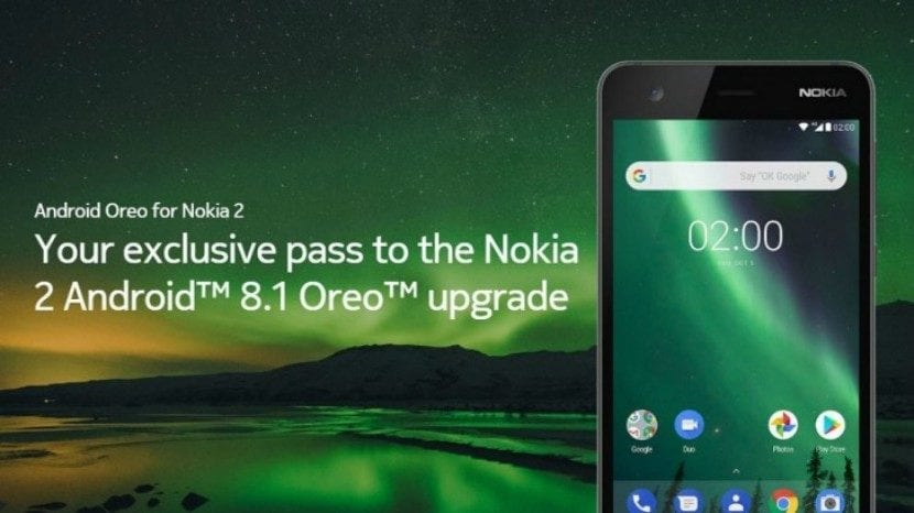 El Nokia 2 recibe la actualización de Android Oreo estable