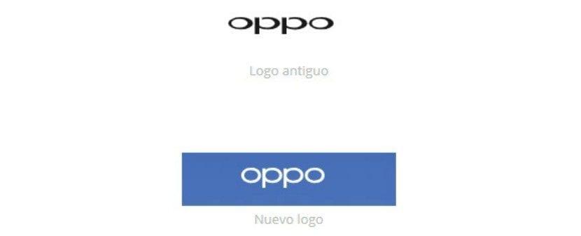 Nuevo logo de Oppo