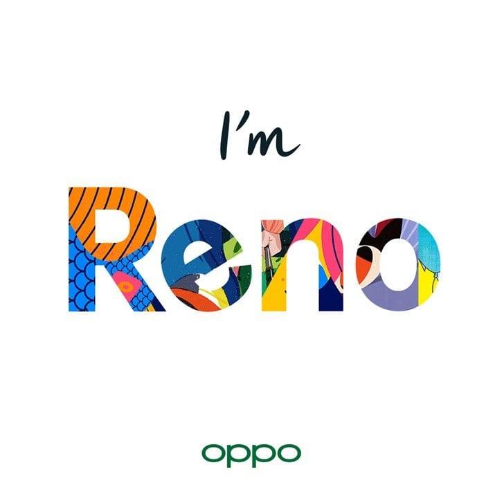 Oppo anuncia el teléfono Oppo Reno para abril