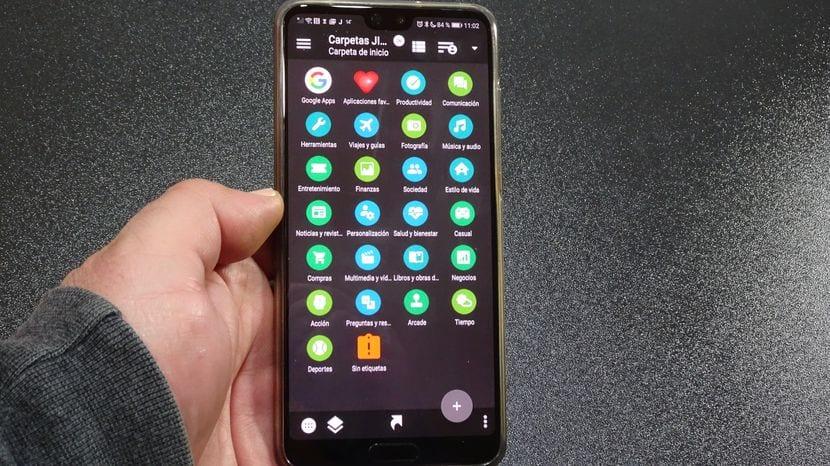 Cómo organizar Android a la vez que accedemos por gestos a nuevas funcionalidades
