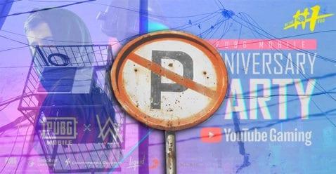Restricciones en PUBG Mobile