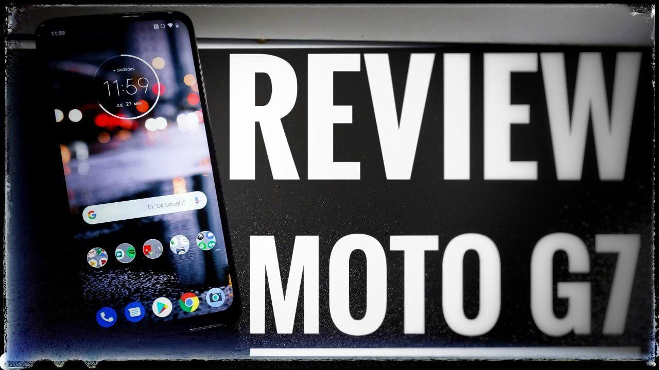 Review Moto G7