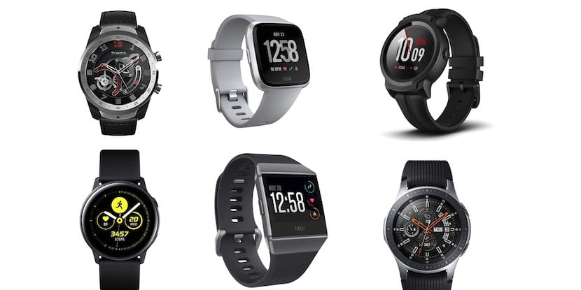 Mejores smartwatches