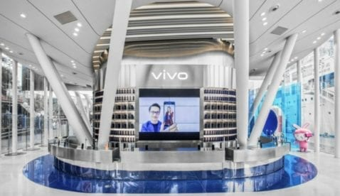 Vivo Lab, tienda futurista