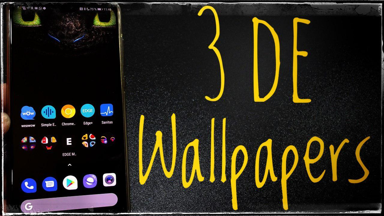 3 Apps para descargar Wallpapers gratis